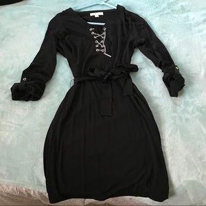 Michael Kors- black dress